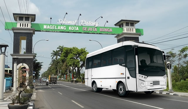 harga sewa bus wisata magelang rental mobil magelang. Black Bedroom Furniture Sets. Home Design Ideas
